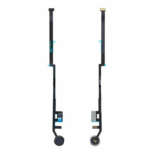 """For iPad 7th Gen 10.2"""" 2019 Home Button Key Connector Flex Cable A2197/98 A2200 Black"""