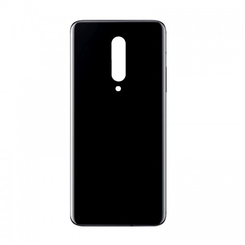 For OnePlus 7 Pro Battery Cover Back Glass Cover Rear Case Housing Adhesive Part Black