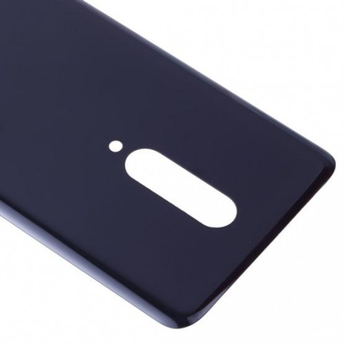 For OnePlus 7 Battery Cover Back Glass Cover Rear Case Housing Adhesive Part Grey