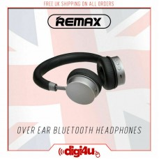 REMAX Bluetooth Wireless Super Headphones with HD Stereo Sound Bass & Microphone