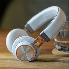 Remax Wireless Bluetooth Headphones Stereo Sound Noice Cancelling Headset w/ Mic White