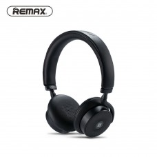Remax Bluetooth 4.1 Wireless HD Sound Headphone ANC Noise Cancelling Headset Black