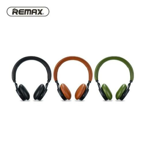 Remax Bluetooth 4.1 Wireless HD Sound Headphone ANC Noise Cancelling Headset Green