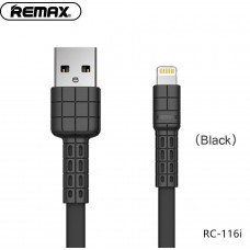 Remax Charging Cable RC-116i -- Black