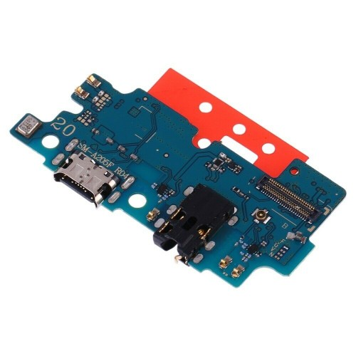 For Samsung Galaxy A20 A205F Type C USB Charging Port Dock Connector Flex Board