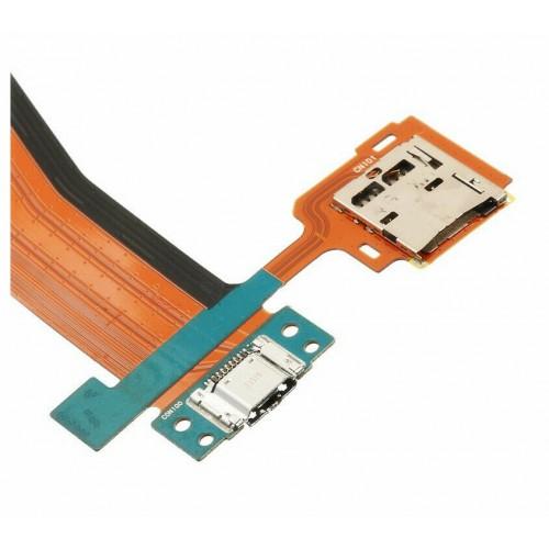 "For Samsung Galaxy Tab S 10.5"" T800 T805 Micro USB SD Charging Port Dock Flex"