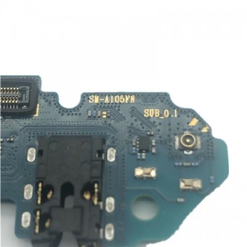 For Samsung Galaxy A10 A105FN USB Charging Connector Port Dock Mic Board SUB 0.1