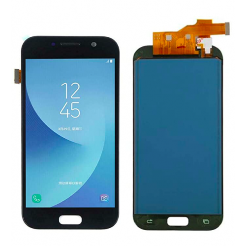 For Samsung Galaxy A520 LCD Display Screen Touch Digitizer Black