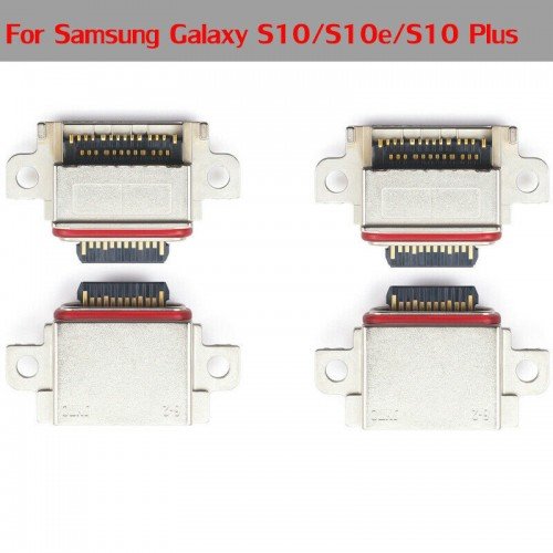 For Samsung Galaxy S10/e S10 Plus Type C USB Charging Connector Socket Port OEM
