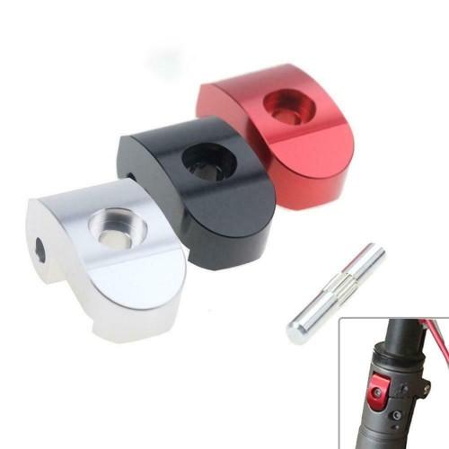 Xiaomi M365 & Pro Reinforced Lock Steering Wheel Replacement Hinge Repair Latch Red