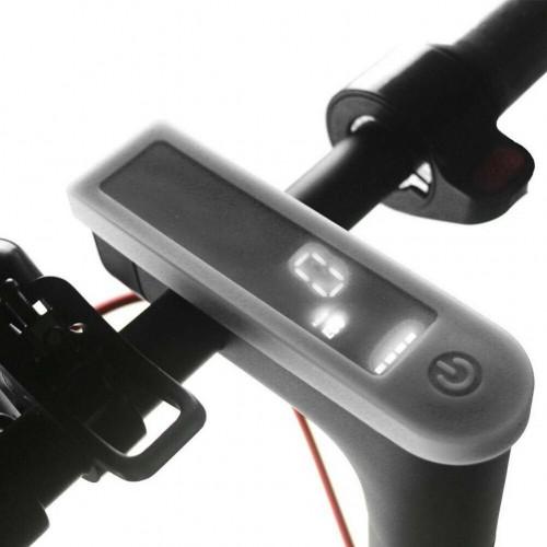 For Xiaomi Mijia Mi 1S & Mi Pro 2 Scooter Silicone Dashboard Protect Cover Case White
