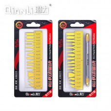 QianLi ToolPlus BGA IC Chip CPU Glue Remover Multifunction Scraper Rapair Tools