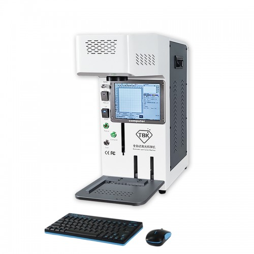 TBK 958B Laser Separating Machine for iPhone Back Glass Remover LCD Frame Repair Laser Machine
