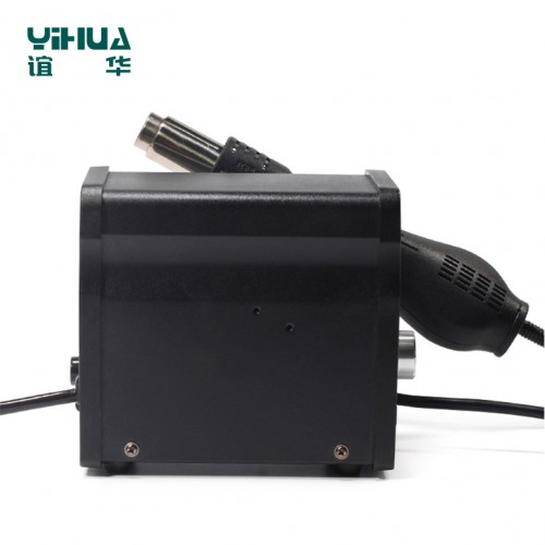 YIHUA 959D Digital Display Hot Air Gun Soldering Iron Gun Repair Desoldering Welding