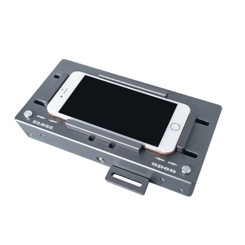 Automatic centre align centering fixture mold mould for TBK LY 958A 958B 958C suit for iPhone X / XR / XS Max