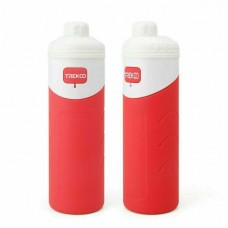 Foldable Water Bottle 500ml Red